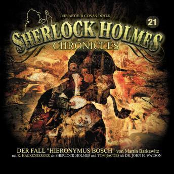 Sherlock Holmes Chronicles, Folge 21: Der Fall 'Hieronymus Bosch'