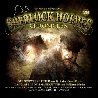 Sherlock Holmes Chronicles, Folge 29: Der schwarze Peter