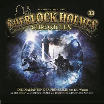 Sherlock Holmes Chronicles, Folge 33: Die Diamanten der Prinzessin