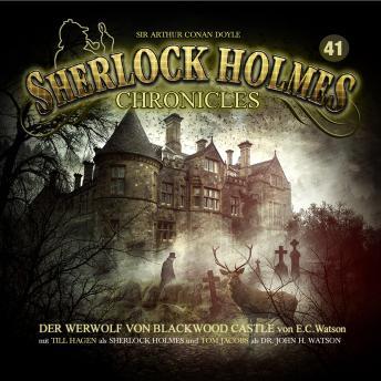 Sherlock Holmes Chronicles, Folge 41: Der Fluch von Blackwood Castle