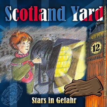 Scotland Yard, Folge 12: Stars in Gefahr