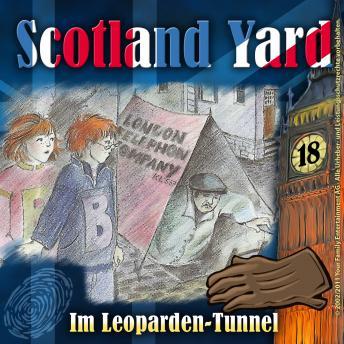 Scotland Yard, Folge 18: Im Leoparden-Tunnel