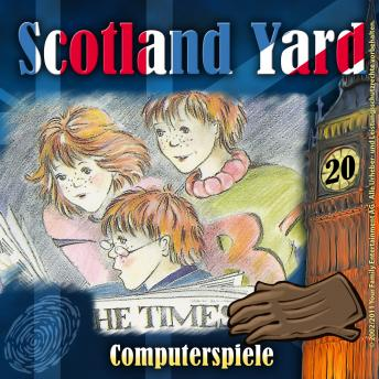Scotland Yard, Folge 20: Computerspiele