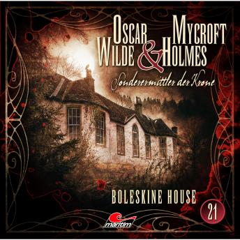 Oscar Wilde & Mycroft Holmes, Sonderermittler der Krone, Folge 21: Boleskine House