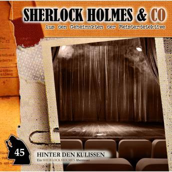 Sherlock Holmes & Co, Folge 45: Hinter den Kulissen