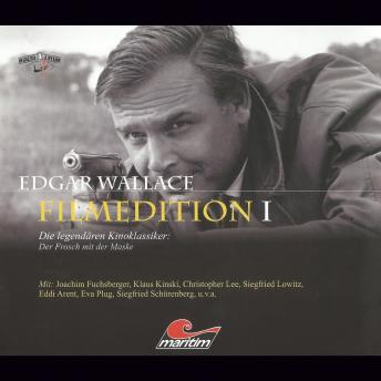 Edgar Wallace - Filmedition, Folge 1: Der Frosch mit der Maske