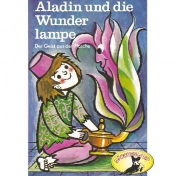 Märchen aus 1001 Nacht, Folge 1: Aladin und die Wunderlamp