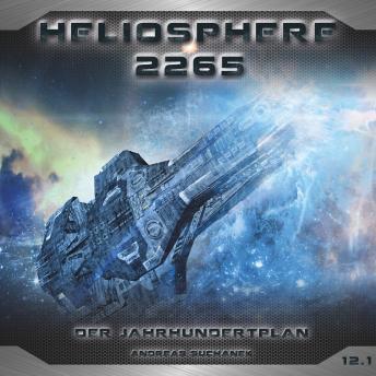 Heliosphere 2265, Folge 12.1: Der Jahrhundertplan: Sarahs Geständnis
