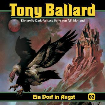 Tony Ballard, Folge 2: Ein Dorf in Angst
