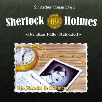 Sherlock Holmes, Die alten Fälle (Reloaded), Fall 9: Ein Skandal in Böhmen