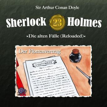 Sherlock Holmes, Die alten Fälle (Reloaded), Fall 23: Der Flottenvertrag