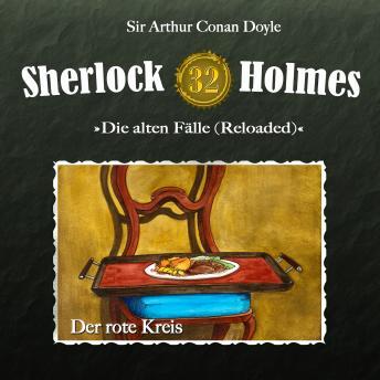 Sherlock Holmes, Die alten Fälle (Reloaded), Fall 32: Der rote Kreis