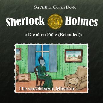Sherlock Holmes, Die alten Fälle (Reloaded), Fall 35: Die verschleierte Mieterin
