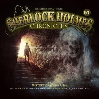 Sherlock Holmes Chronicles, Folge 51: 28 Stufen