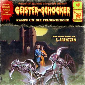 Geister-Schocker, Folge 84: Kampf um die Felsenkirche