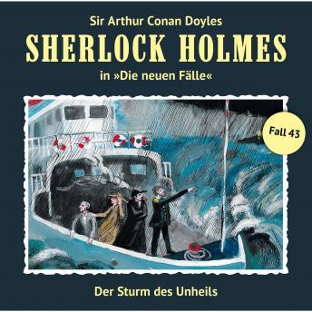 Sherlock Holmes, Die neuen Fälle, Fall 43: Der Sturm des Unheils