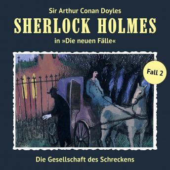 Sherlock Holmes, Die neuen Fälle, Fall 2: Die Gesellschaft des Schreckens