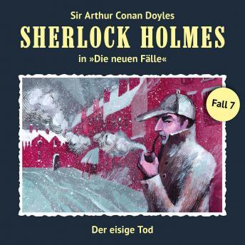 Sherlock Holmes, Die neuen Fälle, Fall 7: Der eisige Tod