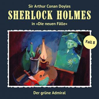 Sherlock Holmes, Die neuen Fälle, Fall 8: Der grüne Admiral