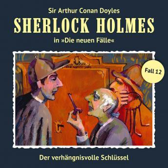 Sherlock Holmes, Die neuen Fälle, Fall 12: Der verhängnisvolle Schlüssel