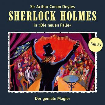 Sherlock Holmes, Die neuen Fälle, Fall 13: Der geniale Magier