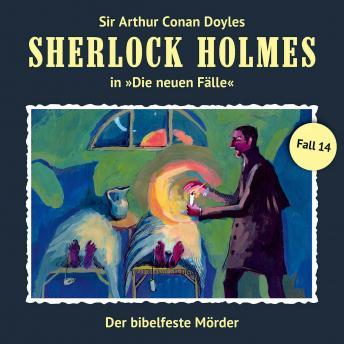 Sherlock Holmes, Die neuen Fälle, Fall 14: Der bibelfeste Mörder