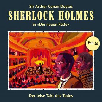 Sherlock Holmes, Die neuen Fälle, Fall 16: Der leise Takt des Todes