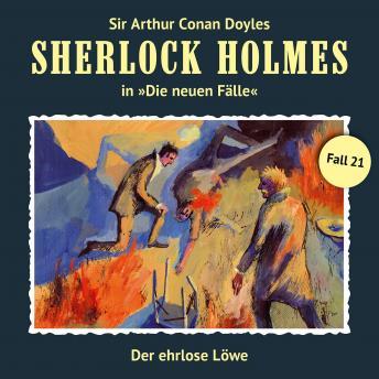 Sherlock Holmes, Die neuen Fälle, Fall 21: Der ehrlose Löwe