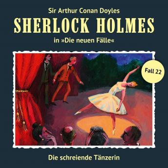 Sherlock Holmes, Die neuen Fälle, Fall 22: Die schreiende Tänzerin