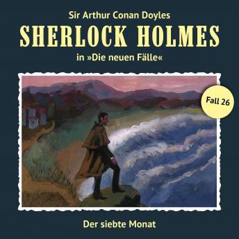 Sherlock Holmes, Die neuen Fälle, Fall 26: Der siebte Monat