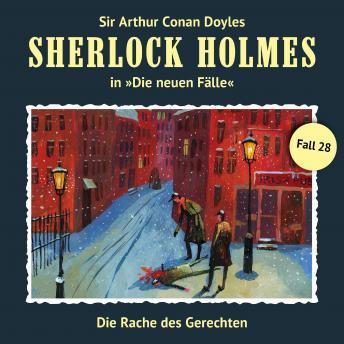 Sherlock Holmes, Die neuen Fälle, Fall 28: Die Rache des Gerechten