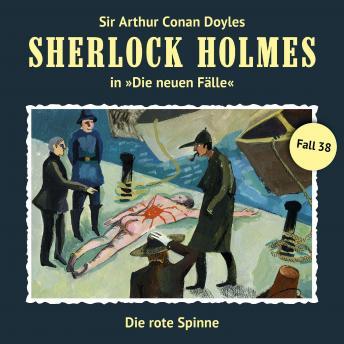 Sherlock Holmes, Die neuen Fälle, Fall 38: Die rote Spinne