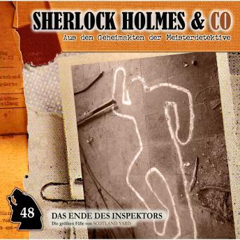 Sherlock Holmes & Co, Folge 48: Das Ende des Inspektors