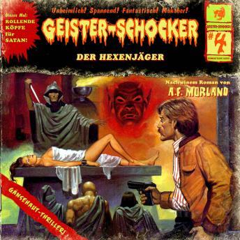 Geister-Schocker, Folge 4: Der Hexenjäger