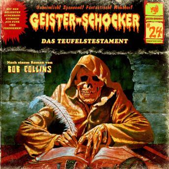 Geister-Schocker, Folge 24: Das Teufelstestament
