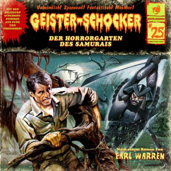 Geister-Schocker, Folge 25: Der Horrorgarten des Samurais