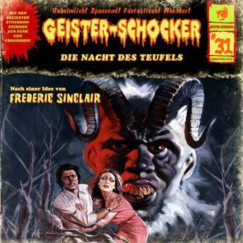 Geister-Schocker, Folge 31: Die Nacht des Teufels