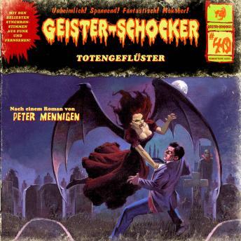 Geister-Schocker, Folge 40: Totengeflüster / Die Kammer