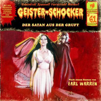 Geister-Schocker, Folge 61: Der Satan aus der Gruft
