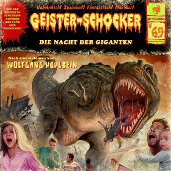 Geister-Schocker, Folge 69: Die Nacht der Giganten