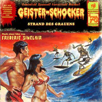Geister-Schocker, Folge 70: Strand des Grauens
