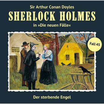 Sherlock Holmes, Die neuen Fälle, Fall 45: Der sterbende Engel