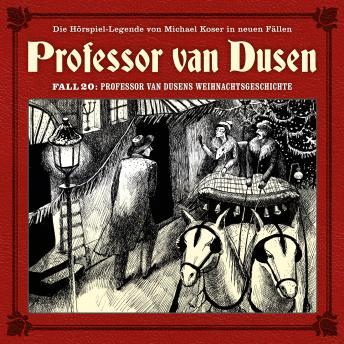 Professor van Dusen, Die neuen Fälle, Fall 20: Professor van Dusens Weihnachtsgeschichte