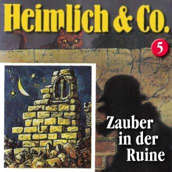 Heimlich & Co., Folge 5: Zauber in der Ruine