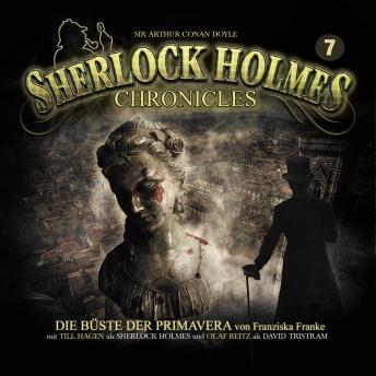 Sherlock Holmes Chronicles, Folge 7: Die Büste der Primavera