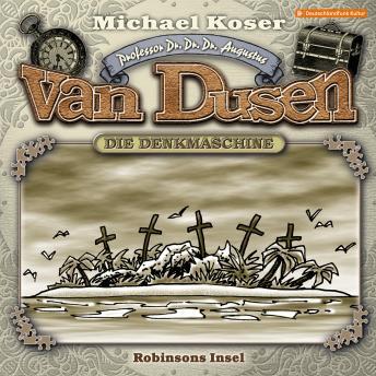 Professor van Dusen, Folge 23: Robinsons Insel