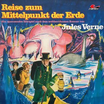 Jules Verne, Reise zum Mittelpunkt der Erde