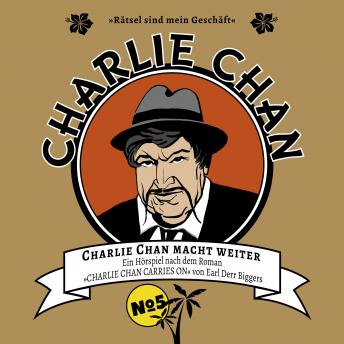 Charlie Chan, Fall 5: Charlie Chan macht weiter