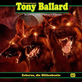 Tony Ballard, Folge 37: Zeberus, die Höllenbestie
