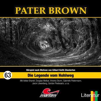 Pater Brown, Folge 63: Die Legende vom Hohlweg